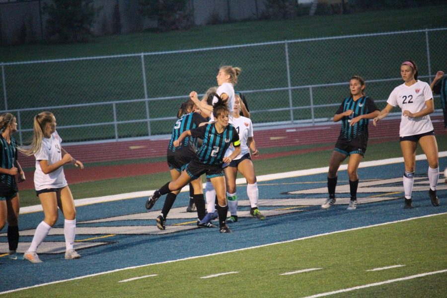 Phoenix Girl's Soccer Soars into the Playoffs