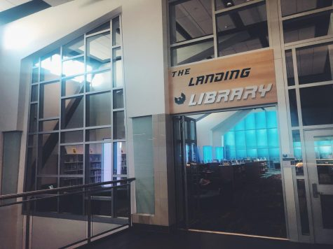 The Landing Library Provides It's Students with Many Resources