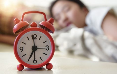 Students Are Not Getting Enough Sleep