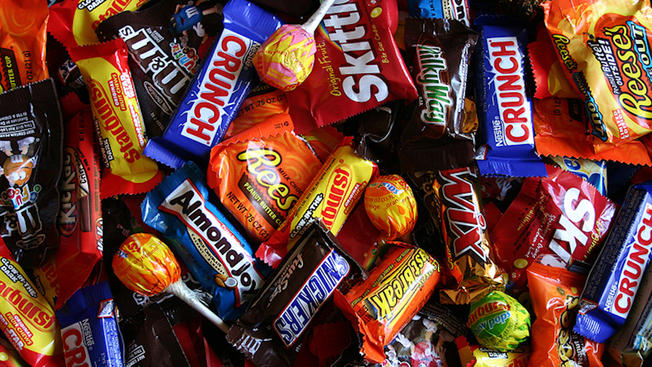 Students Tell What Halloween Candy They Would Like