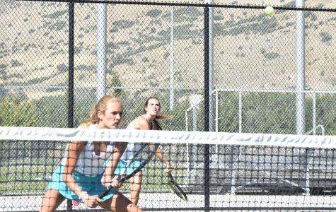 Girls Tennis Reflects On Their Season