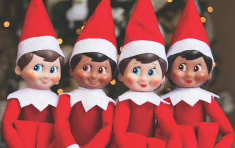 Now What Is Up With The Elf On The Shelf?