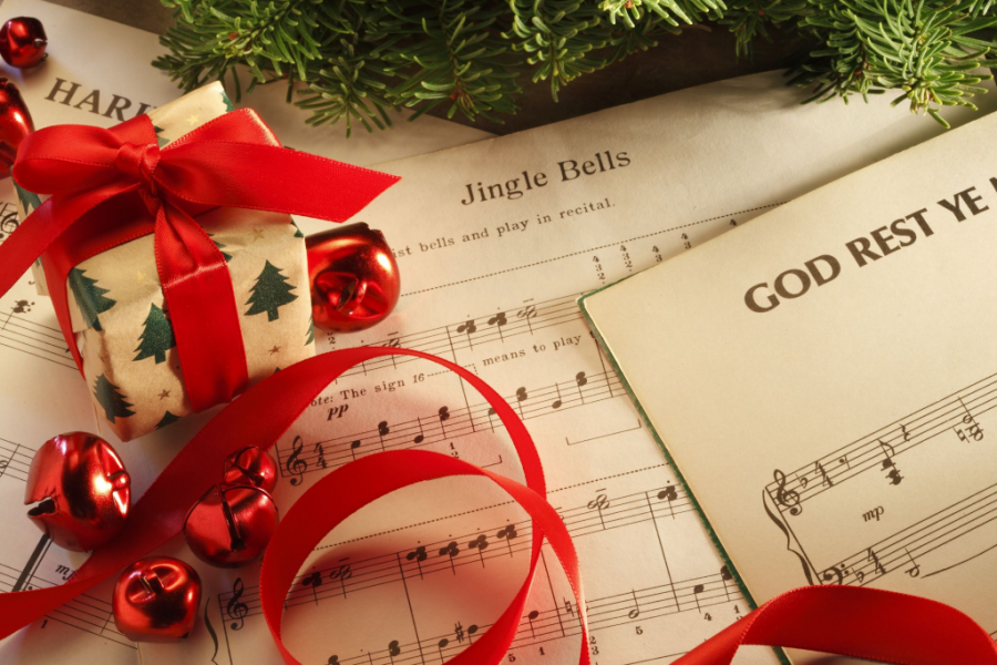 Students Share Their Favorite Christmas Music