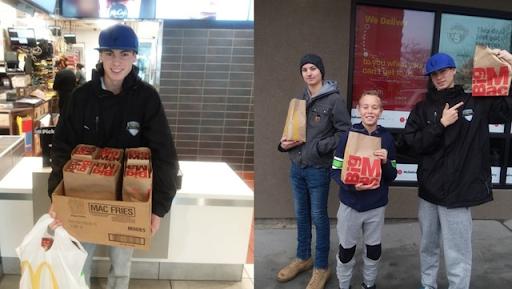 Student Spotlight: Big Mac Attack