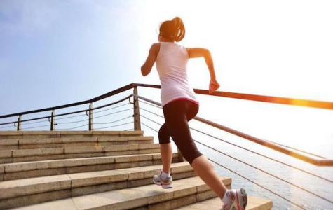 Exercising Can Relieve Stress