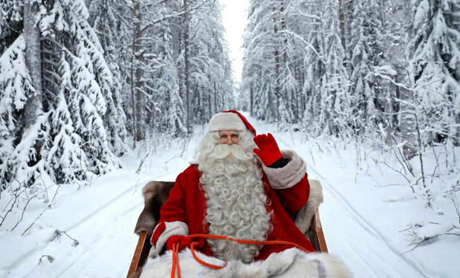 Where The Tradition Of Santa Came From