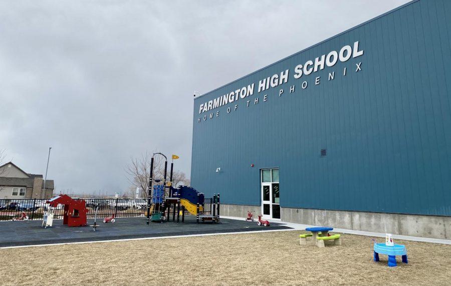 Farmington High's Daycare Provides High School Jobs