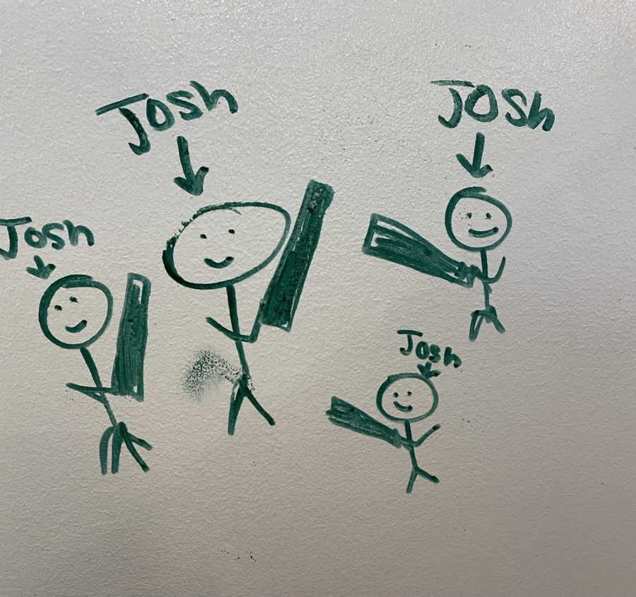 Hundreds Battle To Keep The Name Josh
